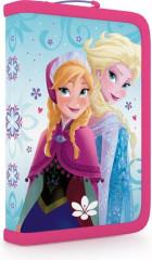 Penál 1patrový 2 chlopně Frozen III. My sister
