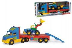Super Truck valník plast 78cm Wader