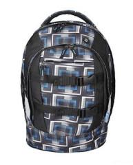 Studentský batoh SPIRIT URBAN 03 šedá Emipo