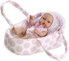 Panenka/miminko tvrdé tělo 33cm v tašce