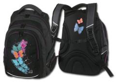 Studentský batoh Butterfly