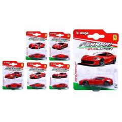 Bburago 1:72 Ferrari Race & Play