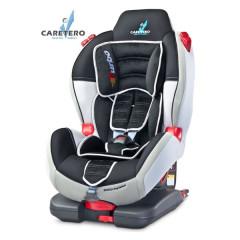 Autosedačka CARETERO TurboFix 2016 ŠEDÁ