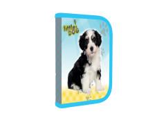 Jednopatrový penál plný Pes