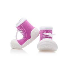Botičky Attipas Ballet Sneakers Purple