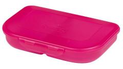 Box na svačinu růžový Herlitz