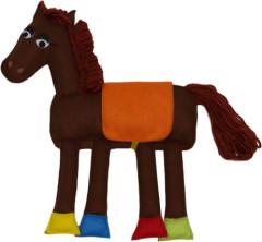 Kůň 25cm vystřihovací