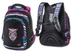 Studentský batoh Dark Owl Walker