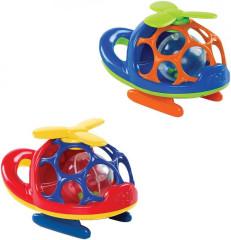 Hračka helikoptéra Oball OCopter 3m+