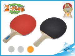 Sada na stolní tenis 2-Play