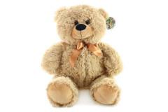 Plyšový medvěd světlý 46 cm