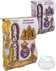 Kinetic Sand - Metalický písek 454 g