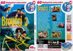 DVD - Broučci 2