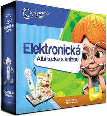 Elektronická Albi tužka s knihou Hravé učení - Kouzelné čtení