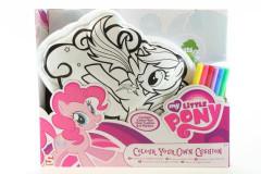 My Little Pony vybarvovací polštářek