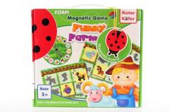 Magnetická hra Farma