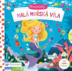 Leporelo Minipohádky –  Malá mořská víla