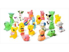 Pískací hračka 11 cm, různé druhy