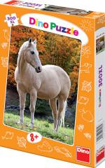 Puzzle Kůň Bělouš XL 33x47cm 300 dílků