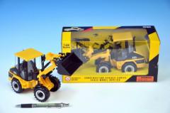 Stavební auto Bagr