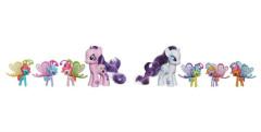 My Little Pony poník + 3 malí ponícis křídly
