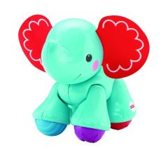 Klepající kamarádi Fisher Price - slon