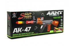 Samopal na pěnové náboje AK47