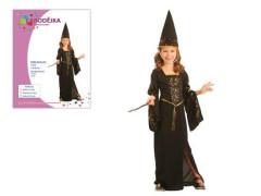 Šaty na karneval - Čarodějka