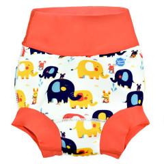 Plavky Happy Nappy - malý slon