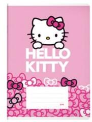 Linkovaný sešit A5, 544, Hello Kitty