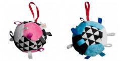 Plyšový barevný balónek
