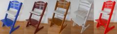 Dětská rostoucí židle Baby Jitro BUK