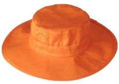 Dětský UV klobouček Baby Banz jednobarevný oranžový 0 - 2 roky