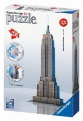 Empire State Building 3D 216 dílků