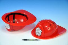 Helma hasičská plast 29x23cm