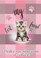 Desky COMBI Junior kočka NEW 2017