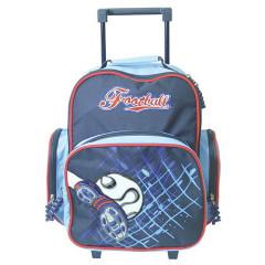 Školní batoh trolley Cool - Fotbal 3D kopačka a míč