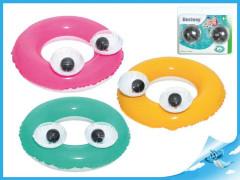 Kruh velké oči nafukovací 61cm