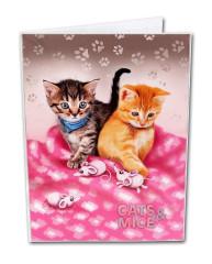 Desky na abecedu CATS & MICE, Emipo