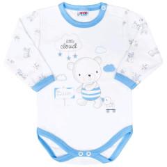 Kojenecké body New Baby Bears Modré