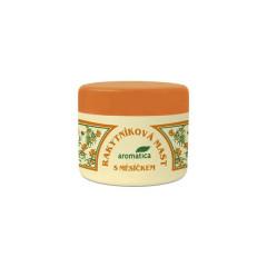 Rakytníková mast s měsíčkem Aromatica 50 ml