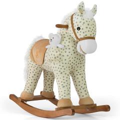 Houpací koník Milly Mally Pony Gray Dot
