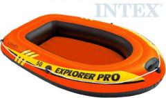 Člun Explorer Pro 50 137x85x23 cm Intex