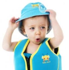 Dětská plavací vesta 1-6 let - krabík