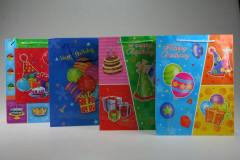 Dárková taška Párty 23 x 30 cm