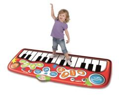 Piano Jumbo step-to-play 178 x 78cm 24kláves na baterie se světlem a zvukem