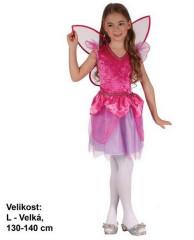 Šaty na karneval - Víla