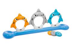 Terče na házení diskem žralok