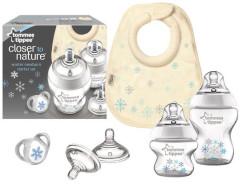 Sada kojeneckých lahviček Tommee Tippee C2N Snowflake