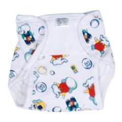 Plenkové kalhotky PREMIUM na suchý zip